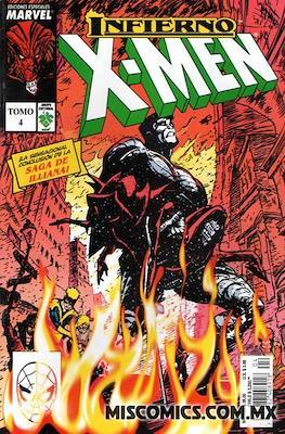 X-Men: Infierno (Grapa) #4
