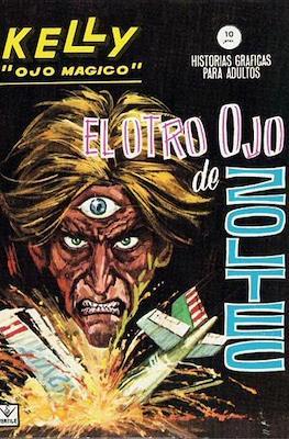 Kelly ojo mágico (1965) (Grapa 68 pp) #8