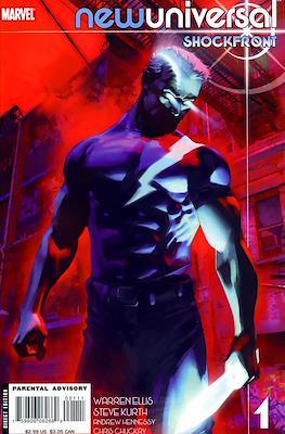 Newuniversal: Shockfront (comic-book) #1