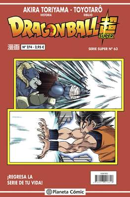 Dragon Ball Super (Rústica) #274