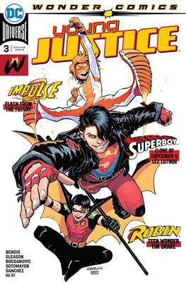 Young Justice (2019-) (Comic Book) #3