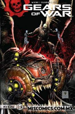 Gears of War (Portada Variante) #2