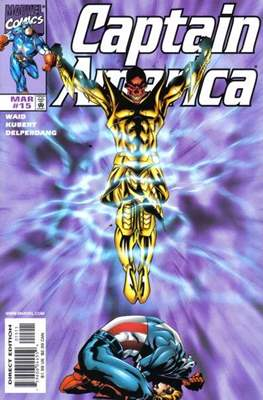 Captain America Vol. 3 (1998-2002) (Comic Book) #15
