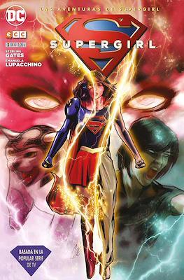 Las aventuras de Supergirl (Grapa 32-24 pp) #3