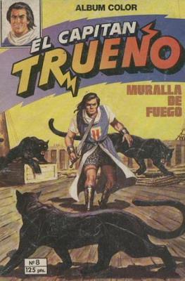 El Capitán Trueno. Álbum color #8