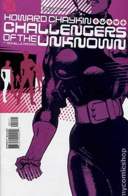 Challengers of the Unknown Vol. 4 (2004) (Comic Book) #2