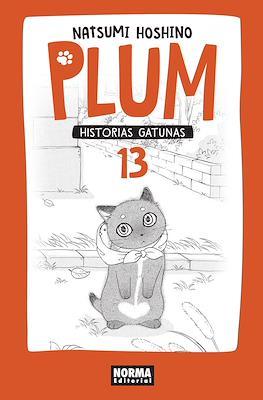 Plum. Historias Gatunas (Rústica con sobrecubierta) #13