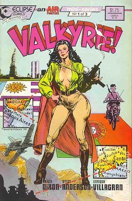 Valkyrie (1988) (Comic Book) #1