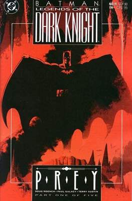 Batman: Legends of the Dark Knight Vol. 1 (1989-2007) (Comic Book) #11