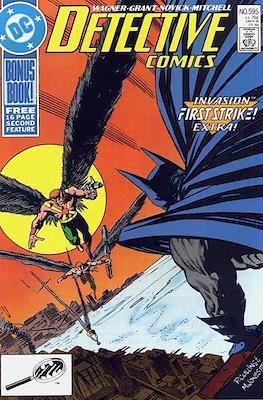 Detective Comics Vol. 1 (1937-2011; 2016-) (Comic Book) #595