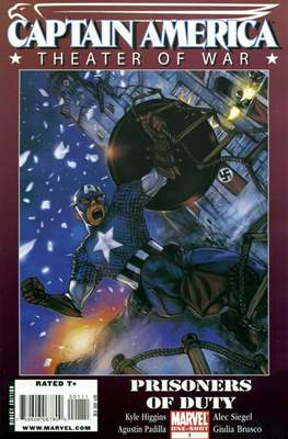 Captain America: Theater of War #7