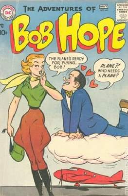 The adventures of bob hope vol 1 #44