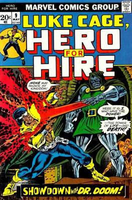 Hero for Hire/Power Man Vol.1 (1972-1978) (Grapa, 32 págs.) #9
