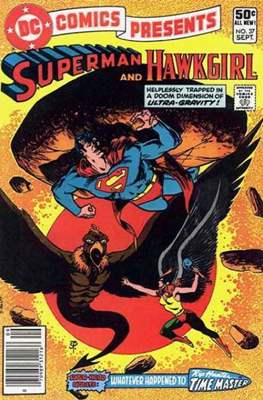 DC Comics Presents: Superman (Grapa) #37