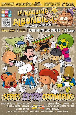 La máquina de albóndigas. Fanzine de las series (Grapa 32 pp) #11