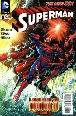 Superman Vol. 3 (2011-2016) #9