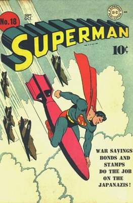 Superman Vol. 1 / Adventures of Superman Vol. 1 (1939-2011) (Comic Book) #18