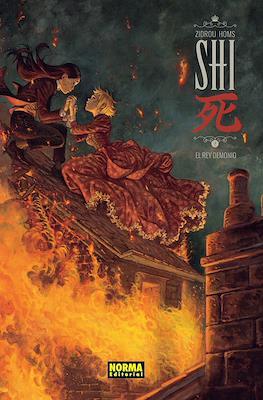 Shi (Cartoné 56 pp) #2