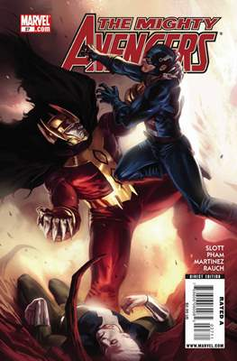 The Mighty Avengers Vol. 1 (2007-2010) (Comic-book) #27