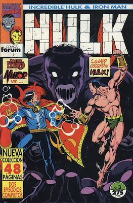 Hulk & Iron Man (1993) (Grapa 48 pp) #3