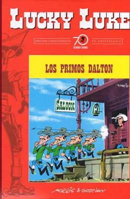 Lucky Luke. Edición coleccionista 70 aniversario #31