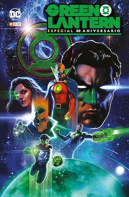 Green Lantern: Especial 80 aniversario (Cartoné 136 pp)