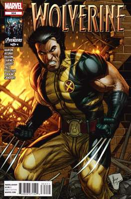 Wolverine (2012-2013) (Grapa) #304