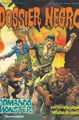 Dossier Negro (Rústica y grapa [1968 - 1988]) #187