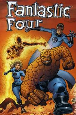 Fantastic Four By Mark Waid (Hardcover 368-264 pp) #2