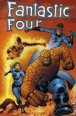 Fantastic Four By Mark Waid (Oversized Hardcover) #2