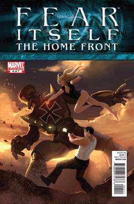 Fear Itself: The Home Front (Comic-Book) #4