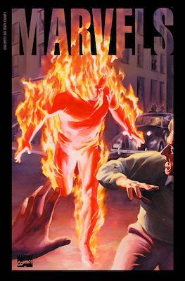 Marvel Facsímil: Marvels (Rústica 48 pp) #1