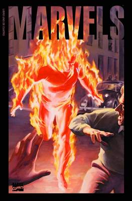 Marvel Facsímil: Marvels #1