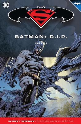 Batman y Superman. Colección Novelas Gráficas (Cartoné) #37