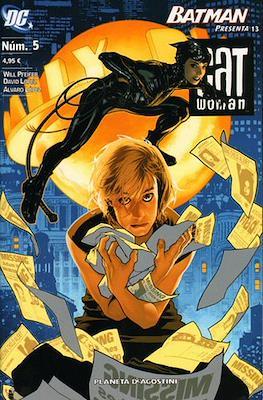 Batman presenta: Catwoman / Robin / Nightwing (Grapa 72-96-120-168 pp) #13