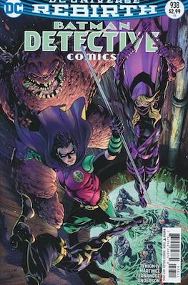 Detective Comics Vol. 1 (1937-2011; 2016-) (Comic Book) #938