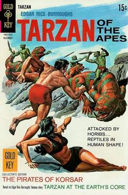Tarzan (Comic-book) #181