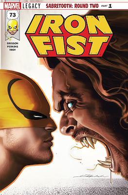 Iron Fist Vol. 5 #73
