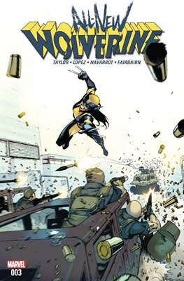 All-New Wolverine (2016-) #3