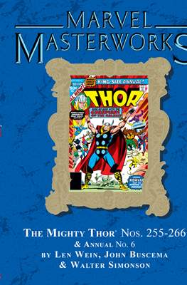Marvel Masterworks #251