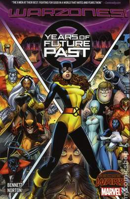 Years of Future Past Secret Wars: Warzones