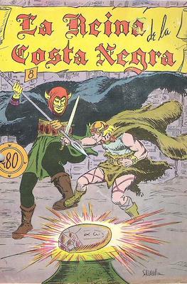 La Reina de la Costa Negra (1ª época - Grapa) #8