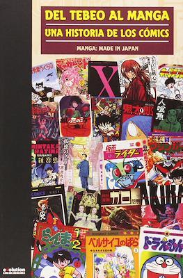 Del tebeo al manga: Una historia de los cómics #11