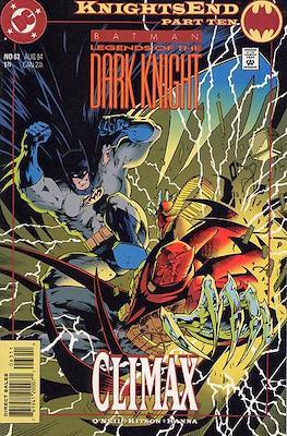 Batman: Legends of the Dark Knight Vol. 1 (1989-2007) (Comic Book) #63