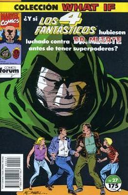 Colección What If Vol. 1 (1989-1994) (Grapa 32 pp) #27