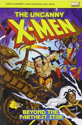 The Uncanny X-Men - Marvel Pocketbook (Softcover) #9