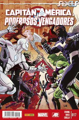 Poderosos Vengadores / Capitán América y los Poderosos Vengadores (2013-2015) (Grapa.) #17