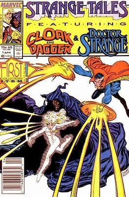 Strange Tales Vol. 2 (1987-1988)