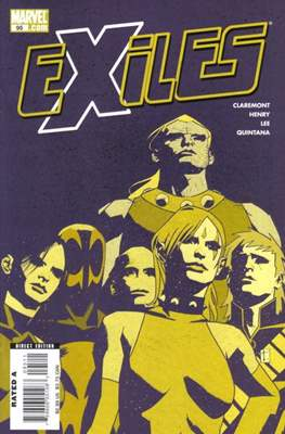 Exiles Vol 1 (Comic book) #95
