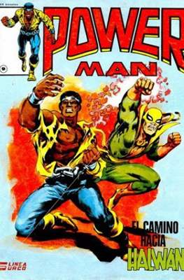Power Man (Grapa 40 pp) #9